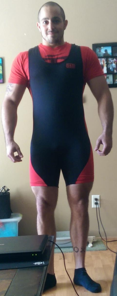 Powerlifting Singlets | SimplyShredded.com - Body Building Forum ...